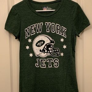 New York Jets Fitted Tee